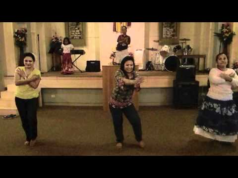 The Power of Your Love: Hula Demonstration at Center of Light Christian Ministries