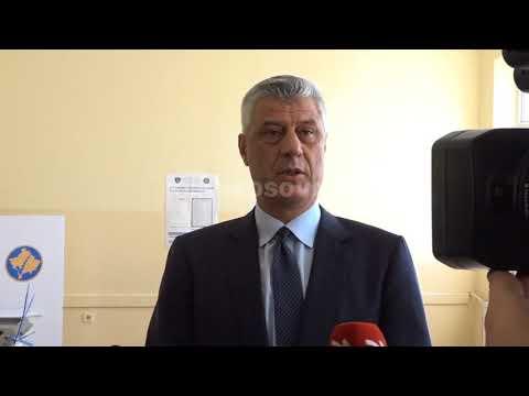 Voton Presidenti Hashim Thaçi-  22.10.2017- Klan Kosova