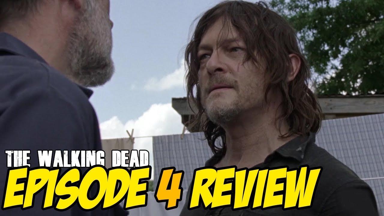Download The Walking Dead Season 10 Episode 4 Review