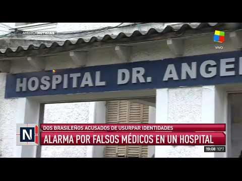 Alarma por falsos médicos en un hospital