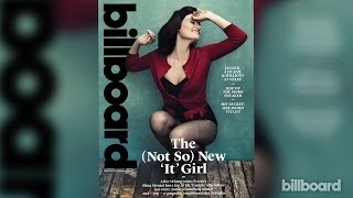 Idina Menzel Q&A + Billboard Photo Shoot Behind-the-Scenes