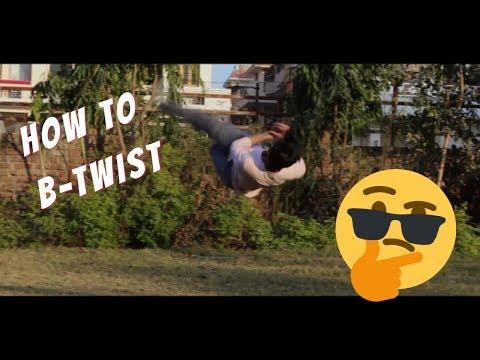 How To B-Twist