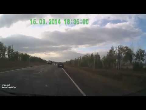 Russian  Crash Compilation September 2014 part 4