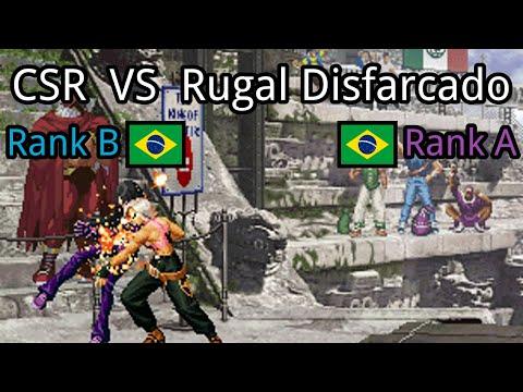 The King of Fighters 2002: (BR) CSR vs (BR) Rugal Disfarcado - 2021-04-12 19:34:06 |