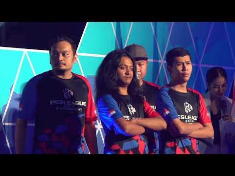 Highlight PES League Asia 2v2 Tournament