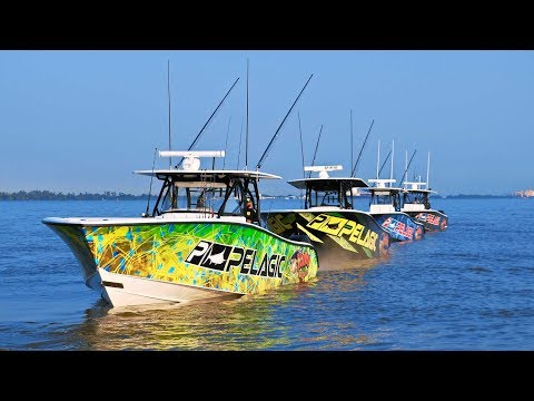 Team Pelagic: On the Water with Voodoo Fishing Charters