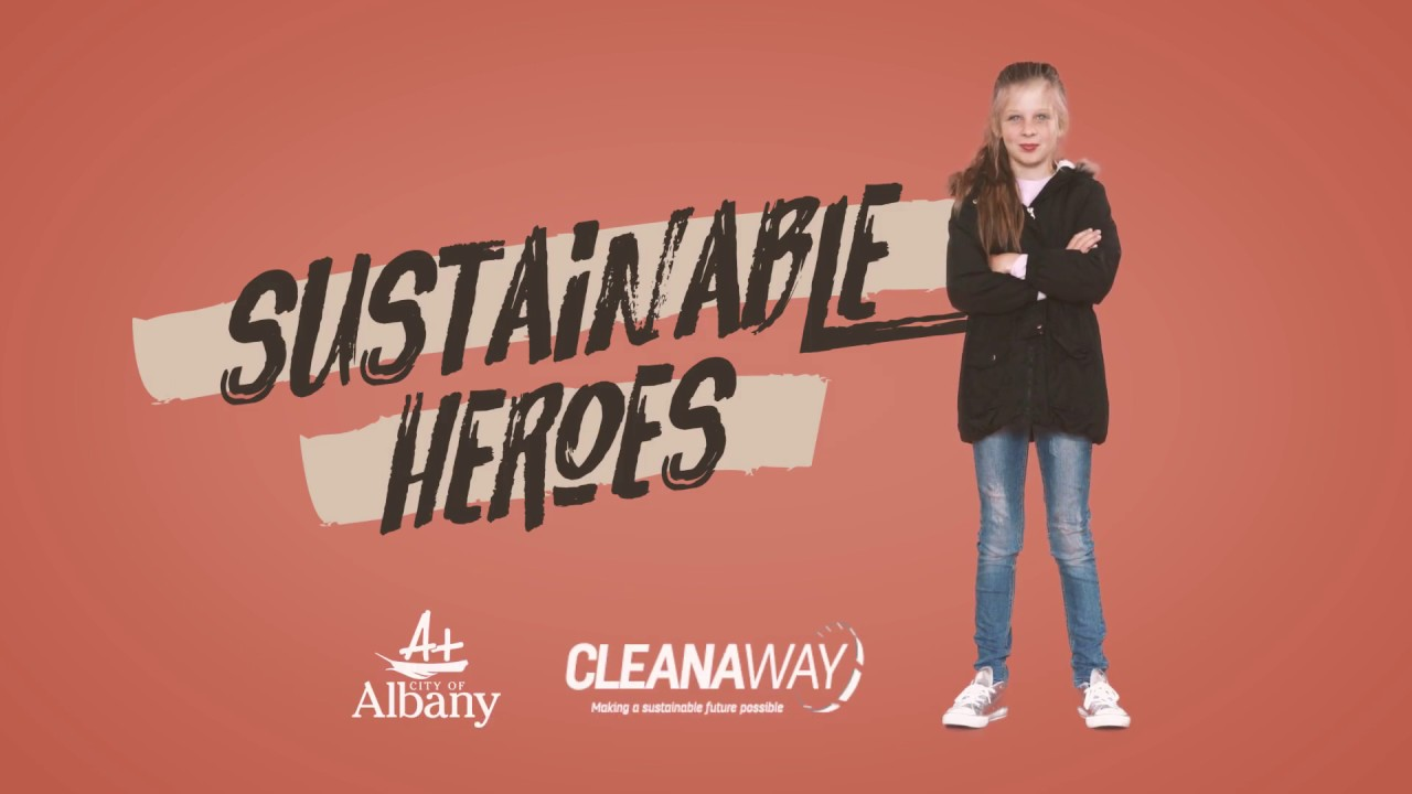 See your Sustainable Heroes!