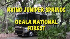 Juniper Springs Ocala National Forest Florida