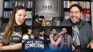 Founding Fathers vs The Wildberries REACTION - Movie Trivia Schmoedown Discussion