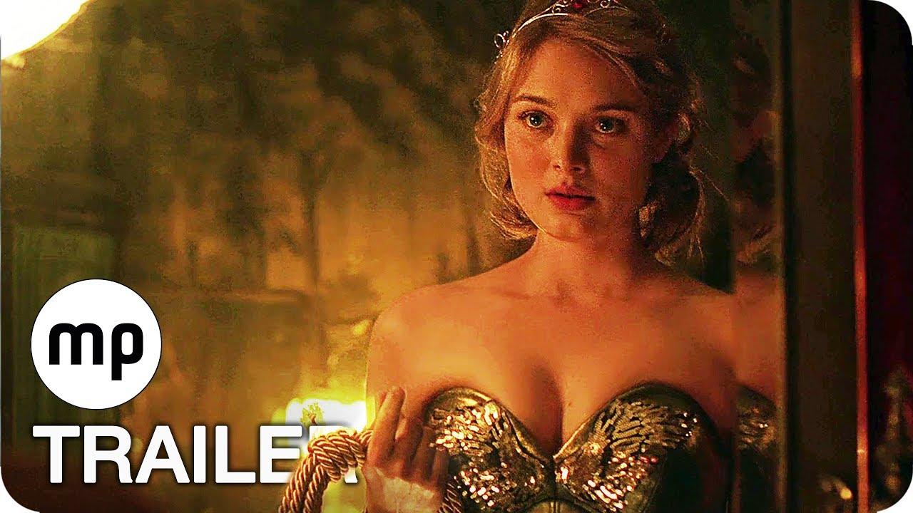 Wonder Woman Trailer Deutsch