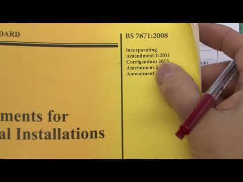 Electrical Certificates Part 3 - EICR - Electrical Installation Condition Report