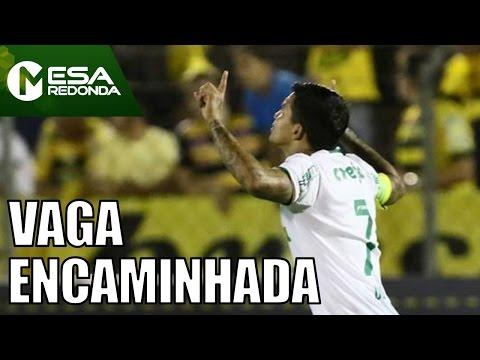 Palmeiras Vence Novorizontino E Abre Boa Vantagem (02/04/17) - Mesa Redonda