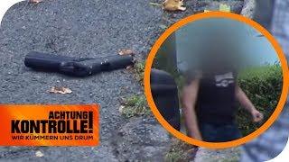 Besoffen und bewaffnet: Angriff mit 3 Promille | Achtung Kontrolle | kabel eins