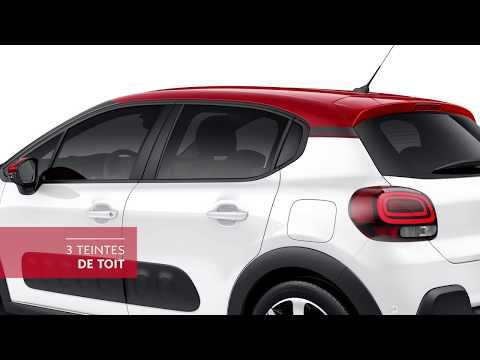Citroën  C3 : Quelles sont les différentes possibilités de personnalisation ?