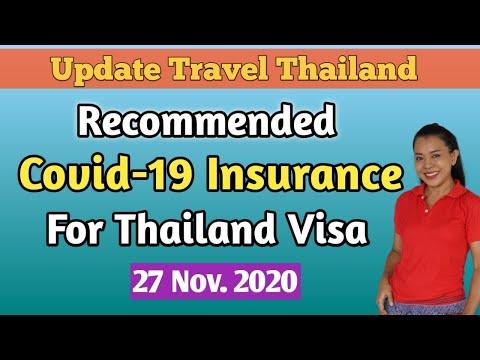 Insurance for Thai visa