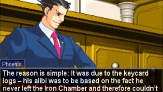 Phoenix Wright: Ace Attorney - Operation: Turnabout - Episode 4