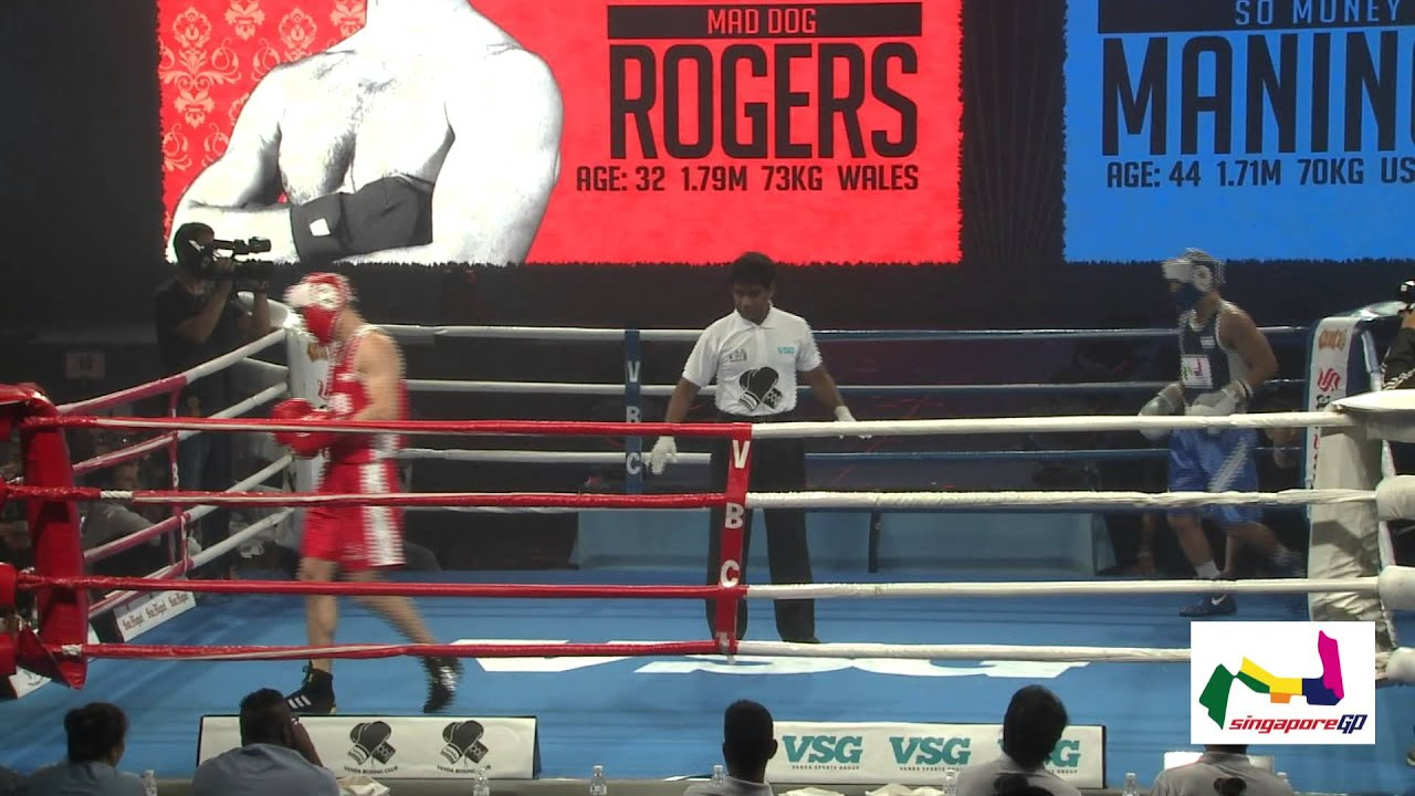 Vbc White Collar Boxing Singapore April 2014 Bout 7 Ben Rogers Vs Victor Maningo Youtube