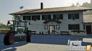 Zbuduj Własną Farmę! E4 | Farming Simulator 19