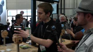 NAB 2015: Small HD, 502 HD Monitor Sidefinder EVF
