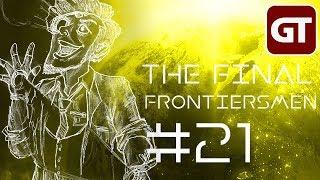 Thumbnail für The Final Frontiersmen - SciFi Pen & Paper - Folge 21: Reinschleichen, Docken, Overriden