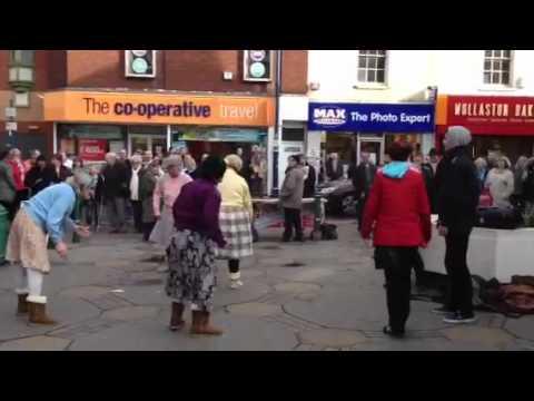 Stourbridge Flashmob