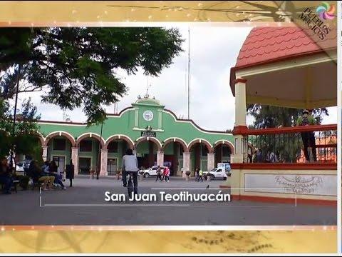 San Juan Teotihuacán Y San Martín De Las Pirámides, #EstadodeMéxico