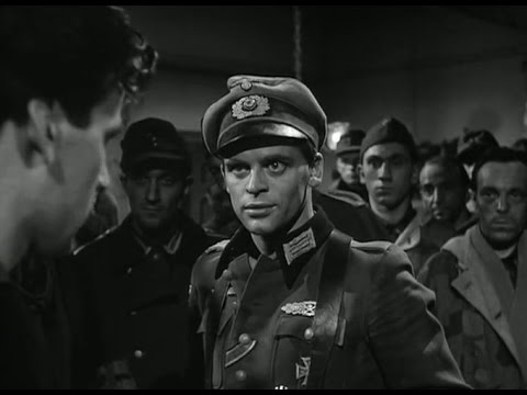 from Kinder, Mütter Und Ein General 1955  Klaus Kinski  Maximilian Schell, English subs