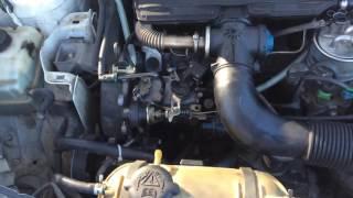Пежо фургон 1.9 дизель тнвд lukas cav механіка налаштування