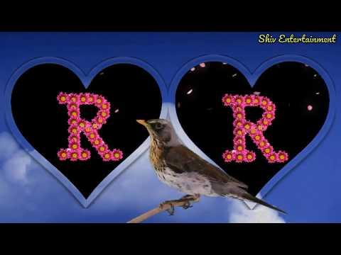 """R"" ❤️ ""R"" Letter Whatsapp Status Video   ""R"" ❤️ ""R"" Whatsaap Status Video"