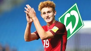 JOSHUA SARGENT | WELCOME TO WERDER BREMEN | SKILLS AND GOALS