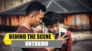 BEHIND THE SCENE - AOI - UNTUKMU (BARENG FIKSI, MIN , DEDE AP , RIKI , & RIO)