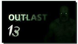 """ENDING!  - """"Outlast"""" #13 - Zagrajmy z Esem!"""