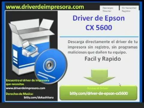 scanner epson stylus cx5600