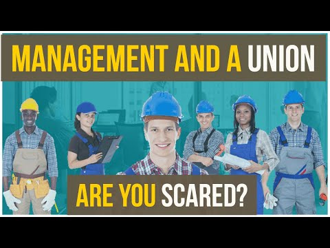 Managing unionized employees - how hard is it?