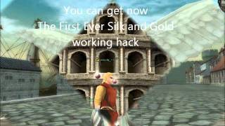 Silkroad gold and money  hack