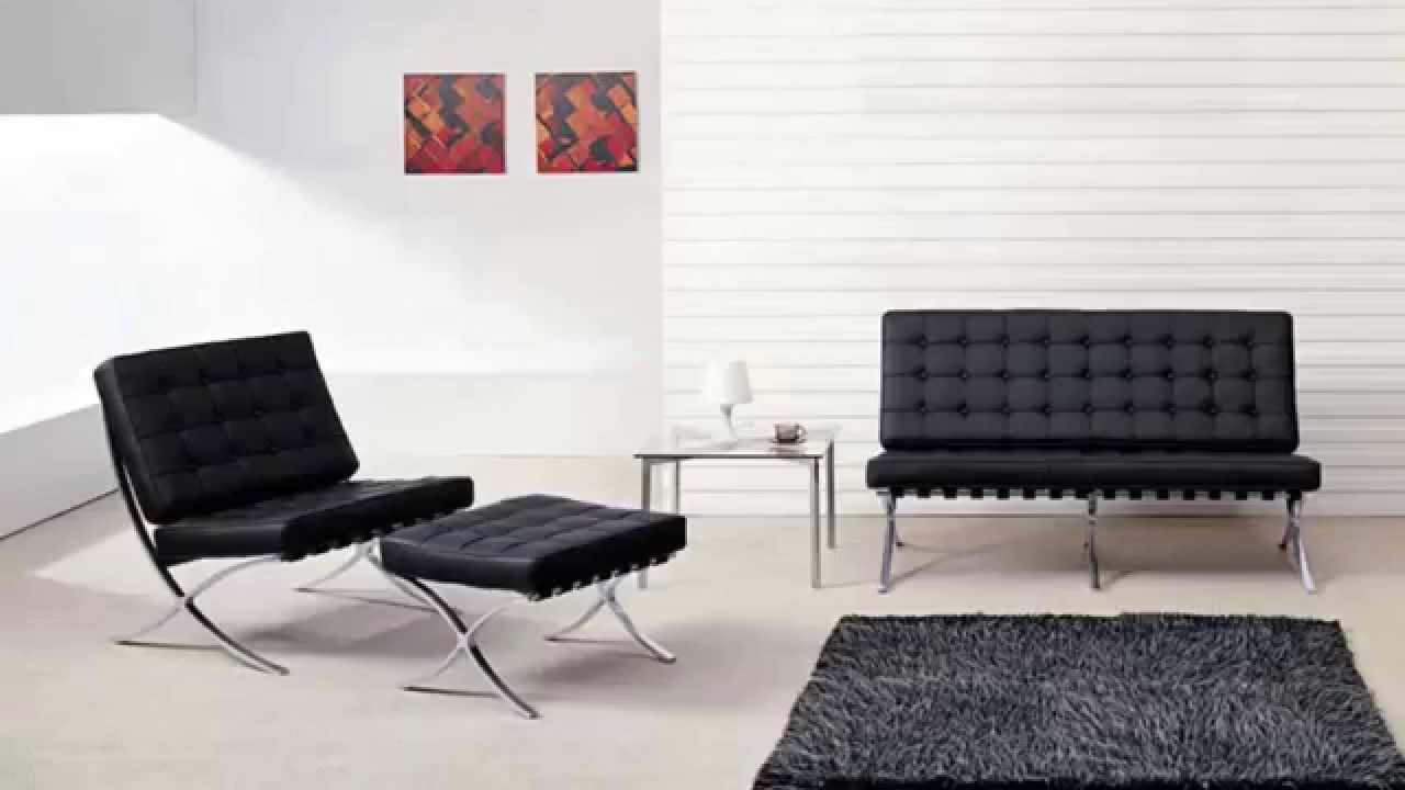 Beau Barcelona Chair Best Prices Offers   YouTube