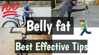 How to Lose Belly Fat | best effective Tips | Mansi'z lifestyle |2019