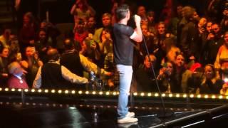 Maroon 5  Sugar Live Dallas, TX American Airlines Center 02 16 2015