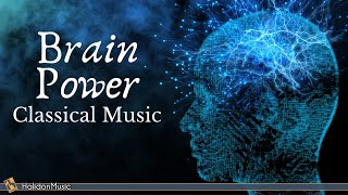 Classical Music for Brain Power - Mozart, Vivaldi, Haydn...