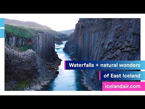 Waterfalls + natural wonders of East Iceland | Icelandair