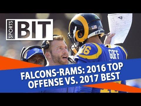 NFC Wild Card: Atlanta Falcons at Los Angeles Rams | Sports BIT | NFL Picks