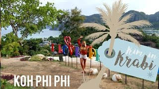 Krabi Spesialisten- Kim in Krabi: Koh Phi Phi, Krabi, Thailand