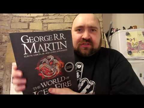 The World of Ice & Fire book review