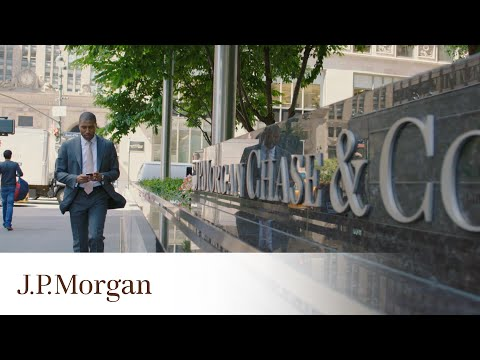 A Privilege to Wear the JPMorgan Chase & Co. Jersey | J.P. Morgan