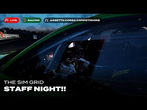 ACC Live: Sim Grid Staff Night