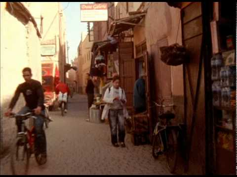J.Crew Goes to Morocco: The Vespa Tour, Summer 2008