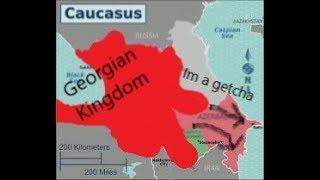 Georgia Puppets the USSR? (Hoi4 Speedrun/Timelapse)