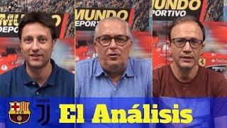 El análisis del Barça-Juventus