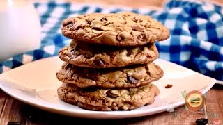 Perfect  Chocolate Chip Cookies | Американское Печенье с Шоколадной Крошкой