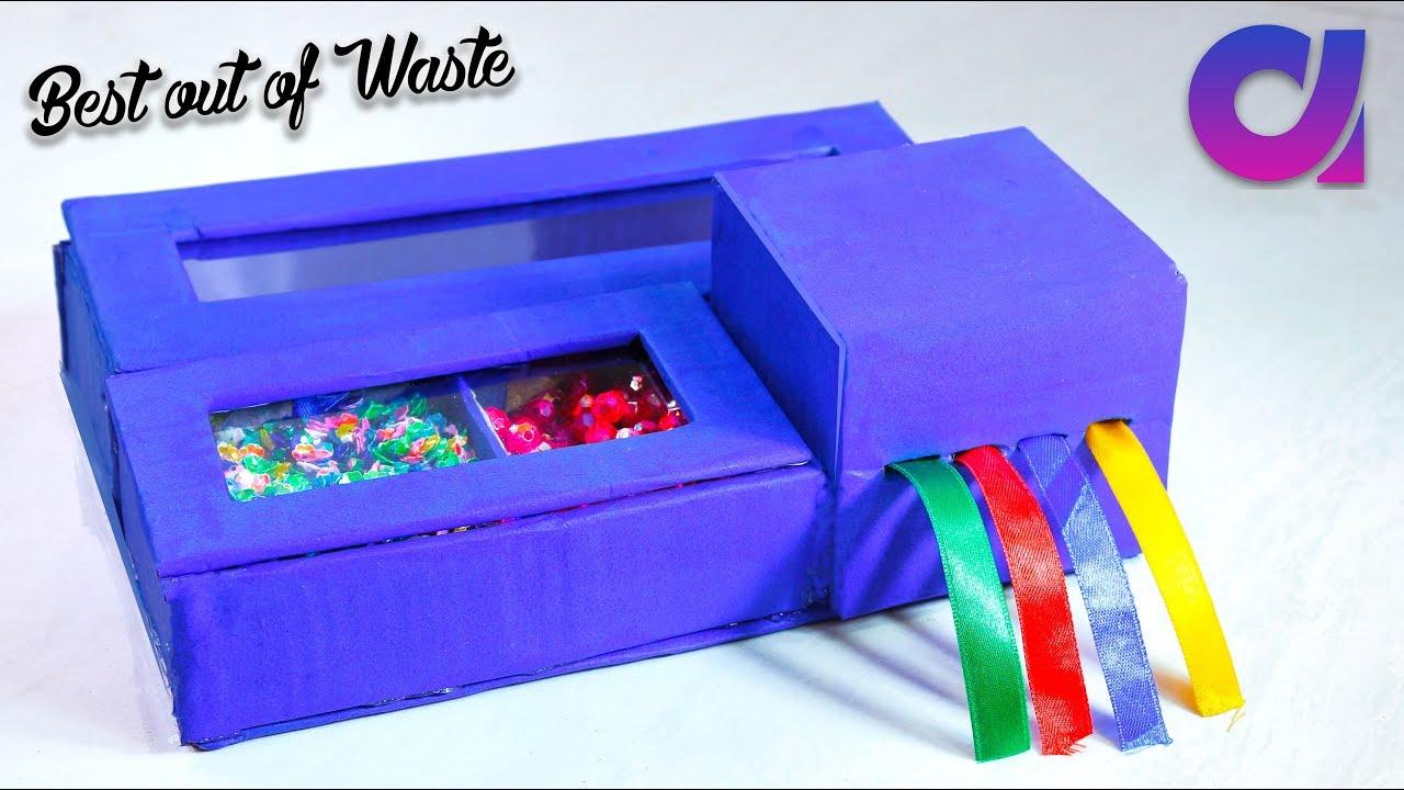 how to make a storage box